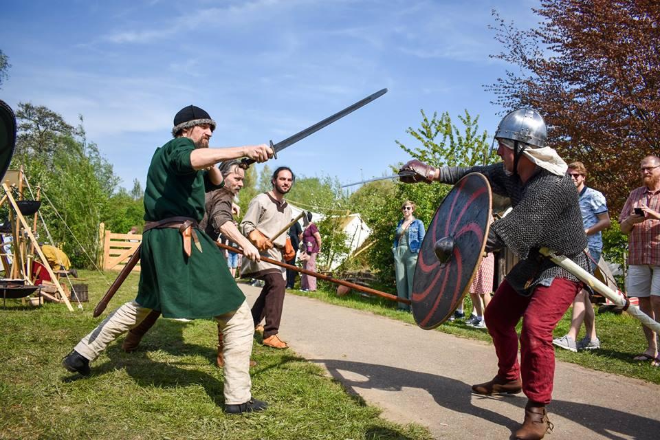 Woeste krijgers en handige handelaren bij Erve Eme